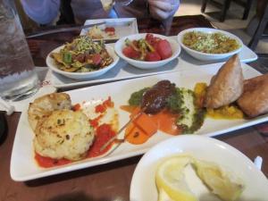 Sanaa Appetizers